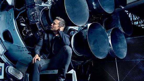还原一个真实的马斯克:太空殖民时代的钢铁侠