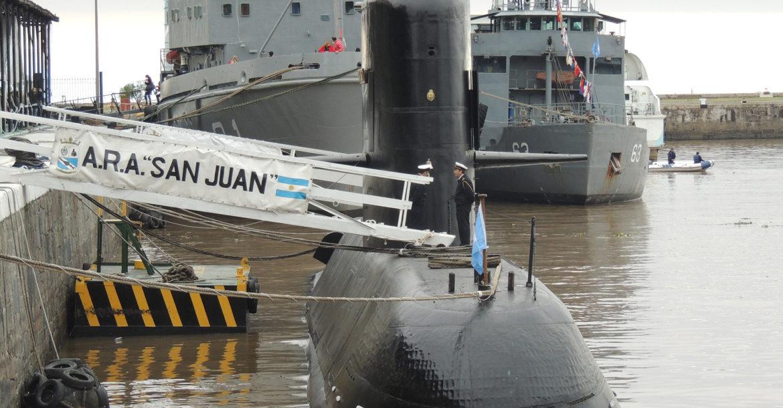 阿根廷一军用潜艇在该国海岸附近失踪 潜艇中有44人