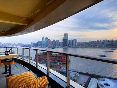 上海房价纪录刷新:汤臣一品豪宅每平34万 总价2.05亿