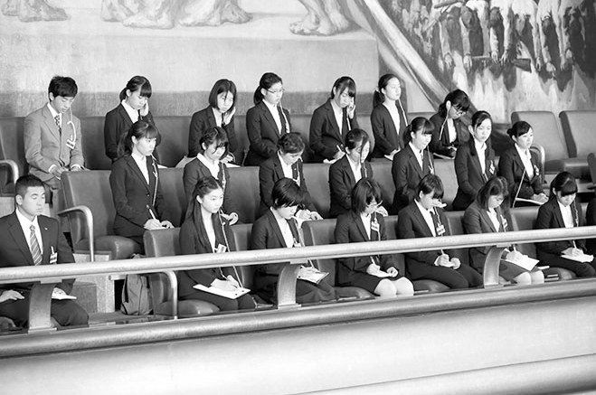 """日内瓦裁军会议上 日本的""""演讲特权""""没了"""