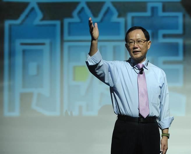 力拼政治生涯最后一战 国民党丁守中正式宣布参选台北市长