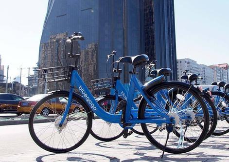 新华网:共享单车企业倒没倒 请把投放的车收好