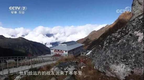 连军犬都退缩的巡逻路 中国边防军人却没有止步