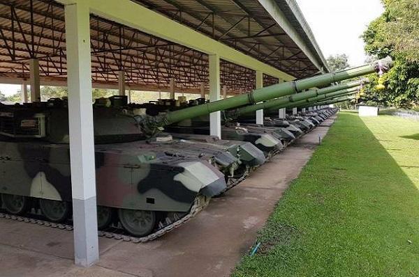 外媒称泰中共建武器工厂 或成东盟武器配修中心