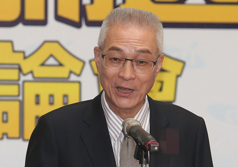 吴敦义呼吁国民党大团结 为赢得2018及2020选举一战