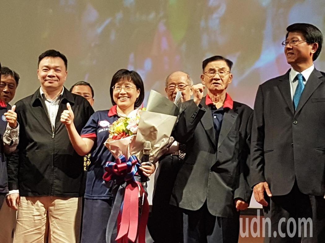 2018台南市长选举 国民党这些人都表态了