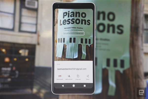 拍摄搜索不是梦!Pixel手机加入谷歌Lens功能