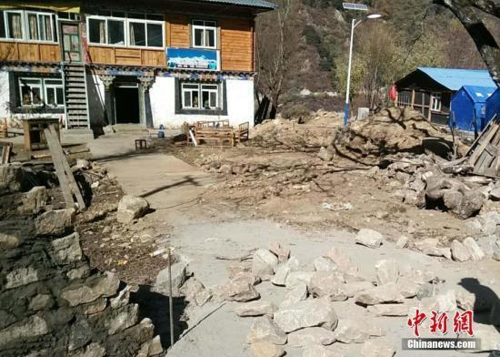 中国资源卫星应用中心调度多星联合监测西藏林芝地震