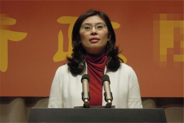曾脱离民进党加入国民党 如今她宣布将参选台北市长