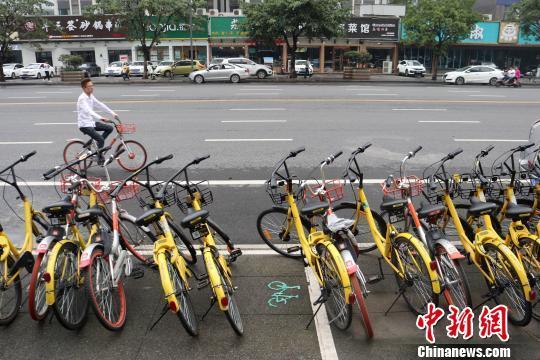 共享单车野蛮生长 为何不怕约谈不理罚款?