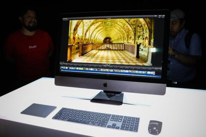 """iMac Pro将搭载A10 Fusion 支持""""嘿 Siri"""""""