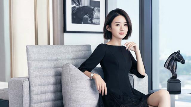 赵丽颖成为品牌优雅大使