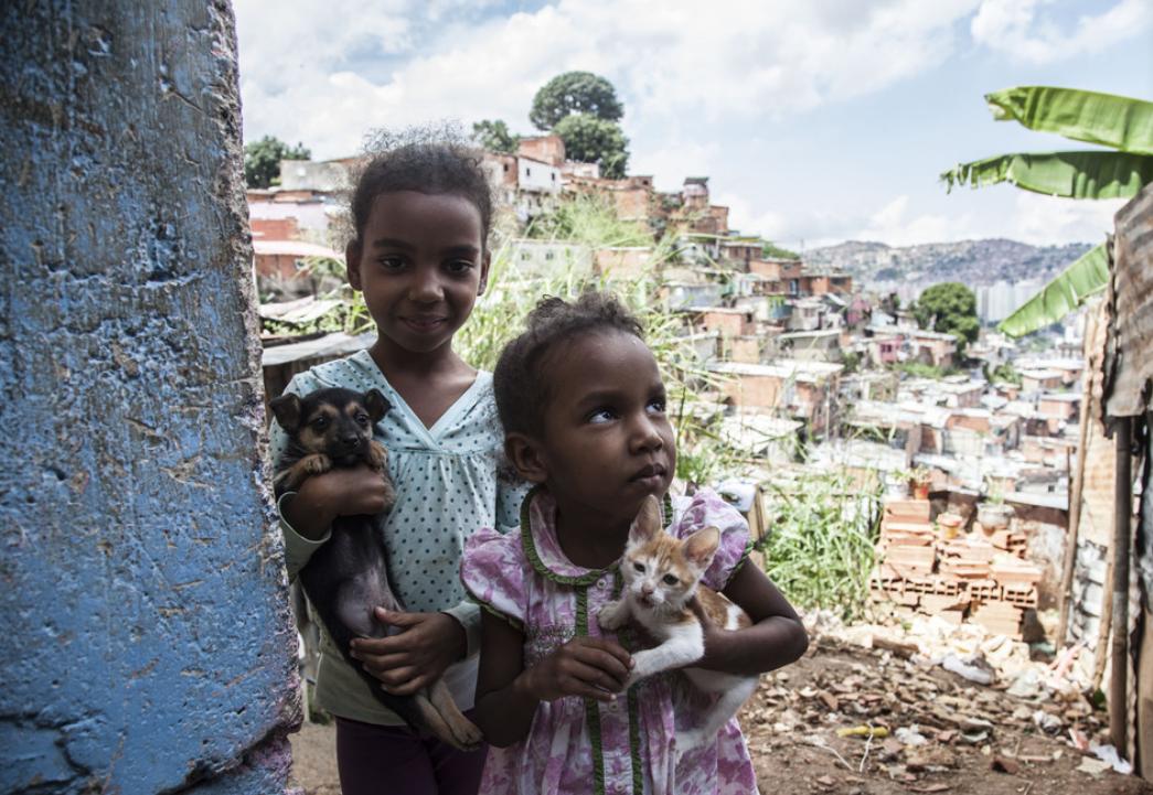 全球最危险城市之一:委内瑞拉加拉加斯人文风情