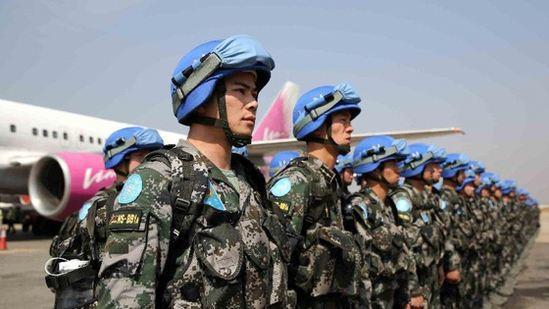 60天快速部署!从8000人维和部队看中国快反能力