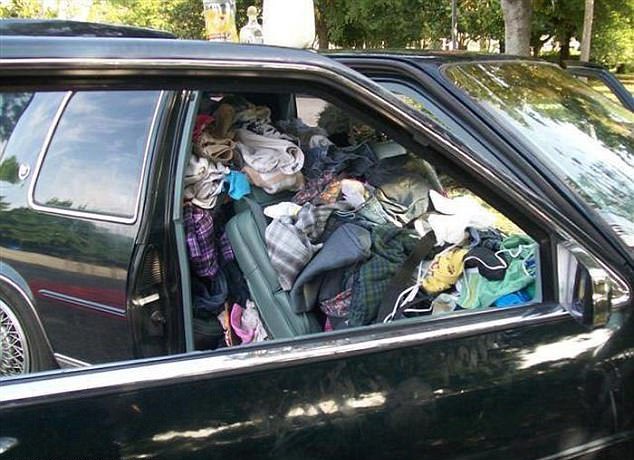 汽车:我主人上辈子可能是懒死的图片