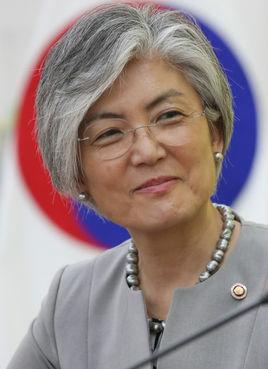 韩外长21日将访华 22日会晤王毅