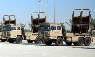 阿尔及利亚装备中国远程火箭炮?