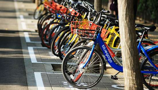 """小蓝单车资产泡沫破裂 预示""""共享+""""合并的到来"""