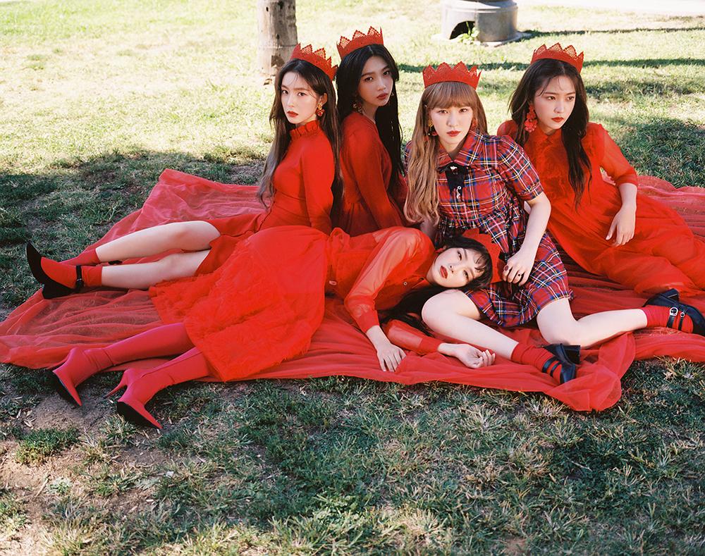Red Velvet正规2辑《Perfect Velvet》备受美国Billboard关注