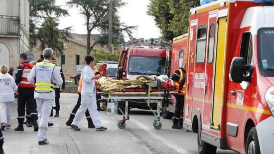 法国10月公路车祸致死315人 公路死亡率略呈降势