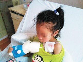 小女孩接种疫苗发生异常反应 百万医疗费如何负担