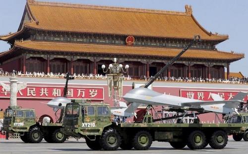 中国无人机崛起引美媒紧张:性价比高将主导市场