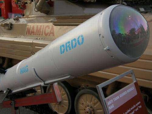 相信印度制造!外媒称印度撕毁与以长钉导弹合同