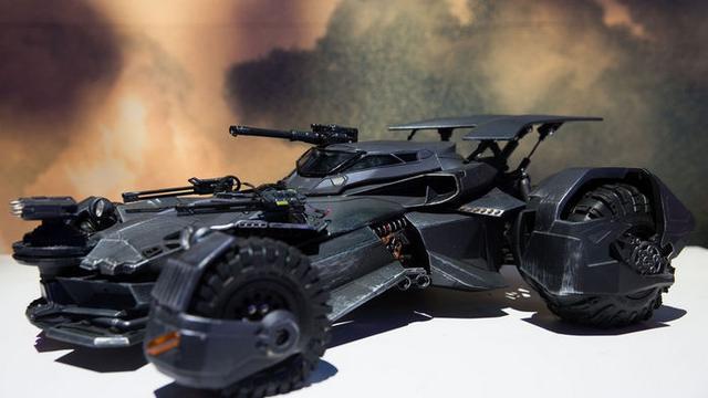 正义联盟版遥控蝙蝠车