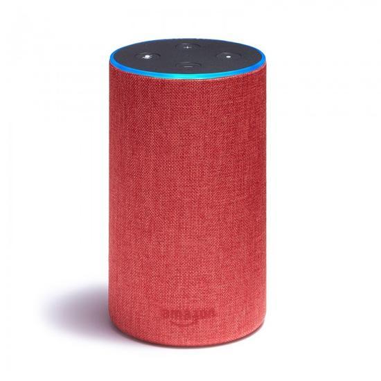 亚马逊推红色款Echo:将为艾滋抗击工作筹款