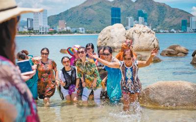 旅游合作 中国—东盟关系发展重要纽带