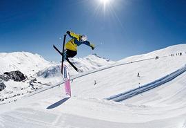 初学滑雪需要掌握这些技巧