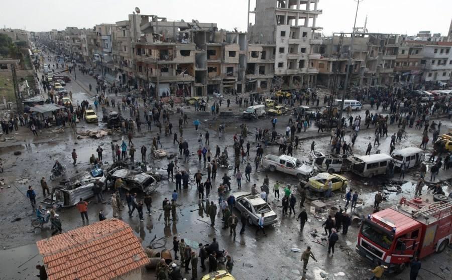 叙利亚安全形势不容乐观 中使馆吁中国公民尽快撤离