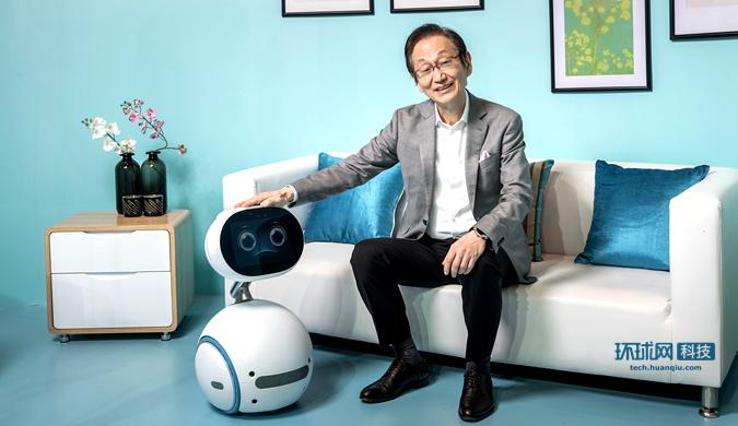 华硕施崇棠:Zenbo Qrobot小布是进军智能时代的先锋