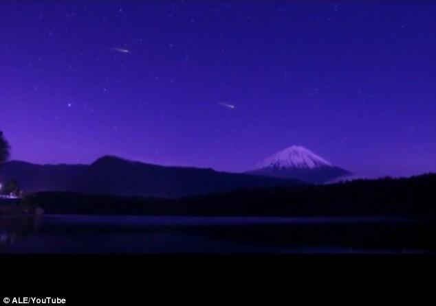 日本公司将在2019年产生人造流星雨 每颗8000美金