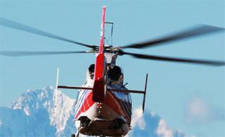 """中国又一高原直升机""""收官一飞"""""""