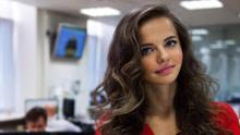 26岁美女任俄国防部发言人引热议