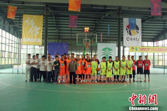 首批全国青少年校园篮球特色学校公布 共1976所