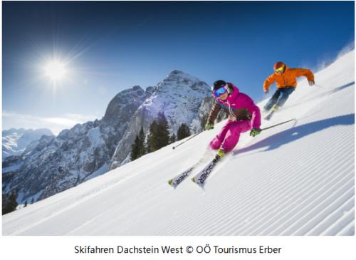 最美轮美奂的滑雪胜地