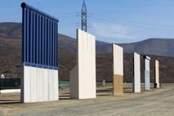 """美墨边境""""样板墙""""将进入最后验收阶段"""