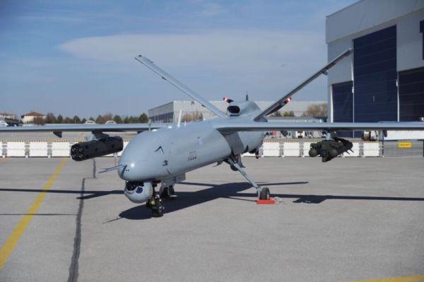 1年歼敌700!西媒称土耳其用无人机对付库尔德武装