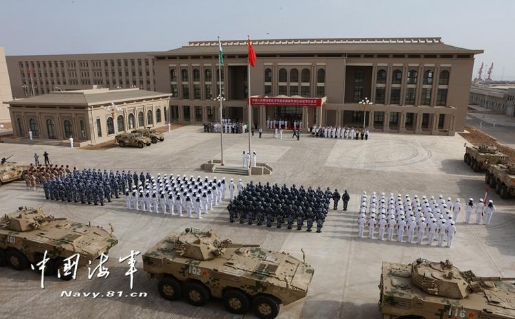 港媒:从机场到首个海外基地 北京拥抱吉布提