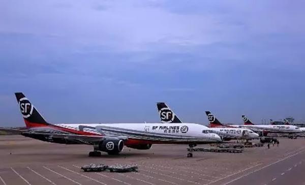顺丰集团机场开建 快递的最后一百米或将启用无人机