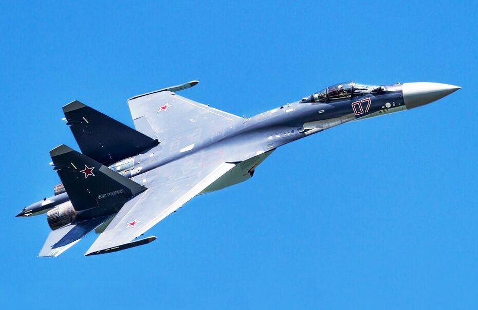 外媒:继中国之后 苏丹获得首批苏35战斗机