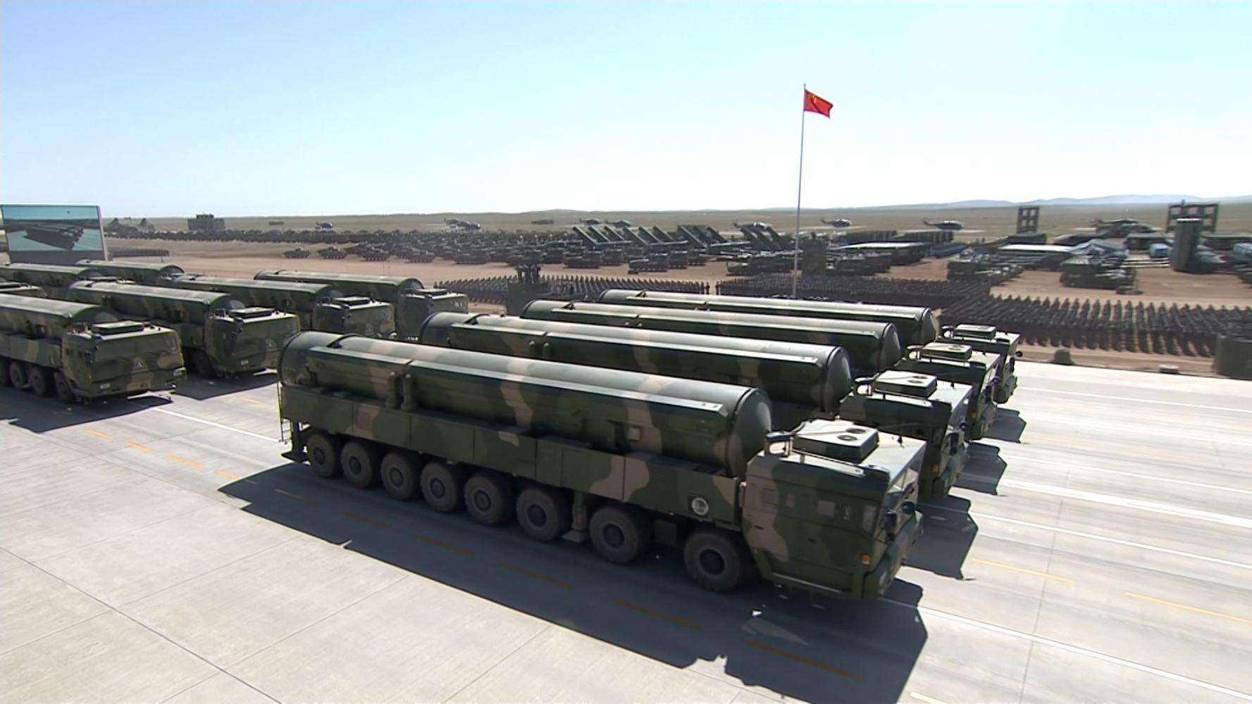 外媒:东风41与美俄导弹没差距 可开发海基型