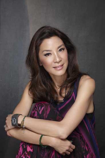 杨紫琼获选第二届澳门国际影展颁奖典礼焦点演员