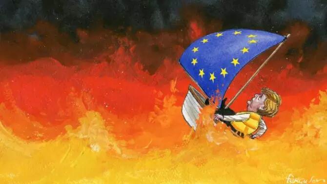 默克尔离任在即? 整个欧洲一体化事业或将重陷困境