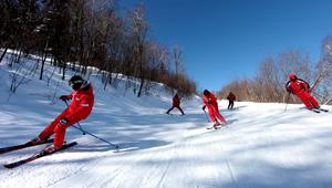比肩世界的顶级滑雪场