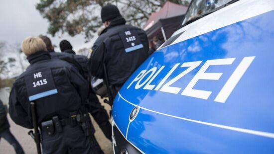 德国警方突击搜捕疑似IS成员 6人涉嫌计划恐袭被捕