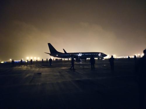 南航CZ6406空中惊魂:如果飞机真出事,那就这样了