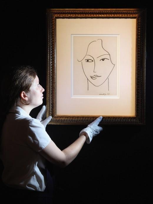 火眼金睛!人工智能辨识艺术品真假有多强?